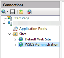 WSUS on Server 2019 core - Andy's Tech Blog